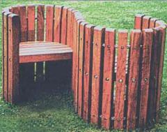 Garden Teak Chair