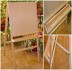 Artist Stretched Canvas