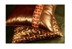 BC Woven Cushion