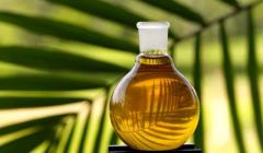 Virgin rice bran oil.