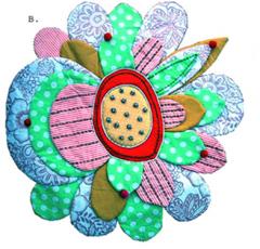 Flower Mat B