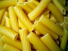 Italy pasta baked