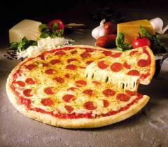 Frozen bases pizza