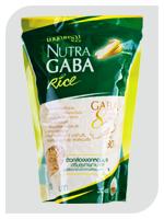 GABA in healthy brown rice