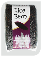 Berry Brown rice