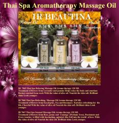 IR BEAUTINA Thai Spa Massage Oil