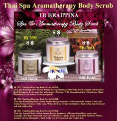 Aromatherapy Body Scrub