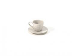 Dahlia Espresso Cup + Saucer