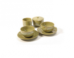 Macchiato Coffee Cup + Saucer Set (8 Oz. / 4 Oz.)