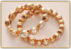 Wedding ring everlasting love no.1