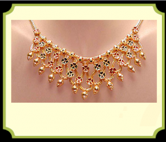 Necklaces Gold 99.99 %