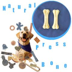 Natural Pressed Bone