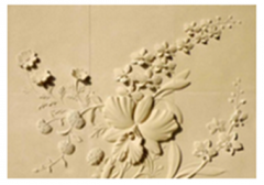 Wall Decorative - Jum Jor Mai or Flower Bouquet
