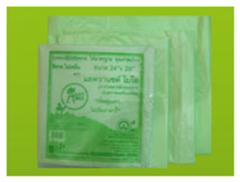 BIO Mat. Green Garbage Bags