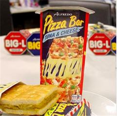 Frozen Pizza Bar (Tuna)