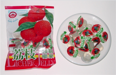 Lychee Flavor Jelly