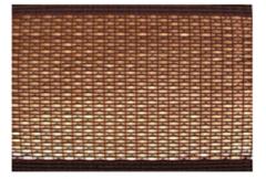 Woven Rug Honeycomb