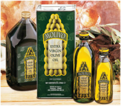 Extra Virgin Olive Oil 5 Ltr. Molivo