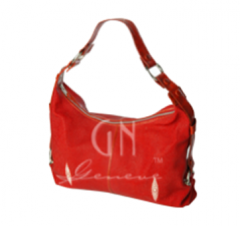 Handbag Red Crystal