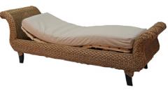 Optimum Rattan Day Bed