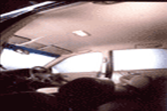 Nonwoven fabrics for automotive industry
