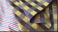 Thai silk fabric