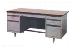 DP.Desk - PVC Wood Top C-2654
