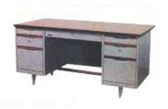 DP.Desk - PVC Wood Top C-2654