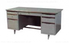 DP.Desk - Steel Top T-3472