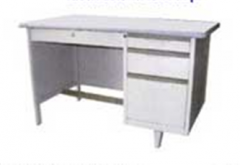 DP.Desk - Steel Top T-2436
