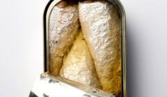 Sardine Preserved
