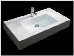 Casted Wash Basins M-SQ100