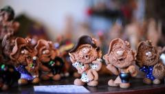Mini doll wood goblin