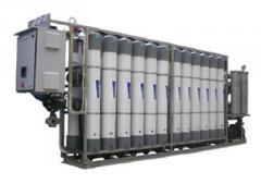 Hydrotech Asia UF Industrial Membrane System