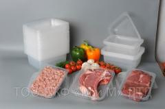 PVC Rigid Film - Food Packaging