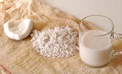 Coconut Milk in Aseptic Pack