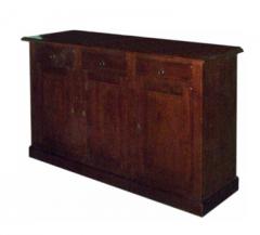 Three cabinet doors