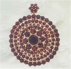 Stone Circle pendant