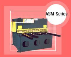 Hydraulic Shearing Machine ASM Series