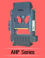 Hydraulic Press AHP Series