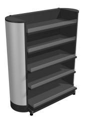 Shelf 053MI