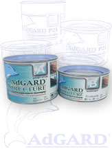 Clear Structural Epoxy Adhesive