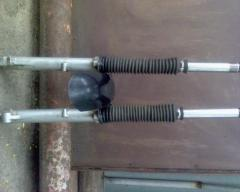 Spare parts for the bike air shock fork