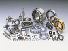 Details for the vehicle bearing