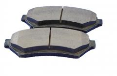 Brake Pads for a car