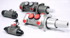 Cylinders vehicle brake systems