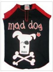 """Mad Dog"" Short Sleeved"