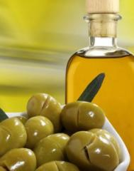 Olive oil for massage