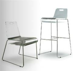 Piek Chair & Stool