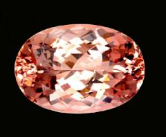 Morganite stone